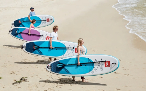 Red Paddle Co 2020 Ride Inflatable SUPs