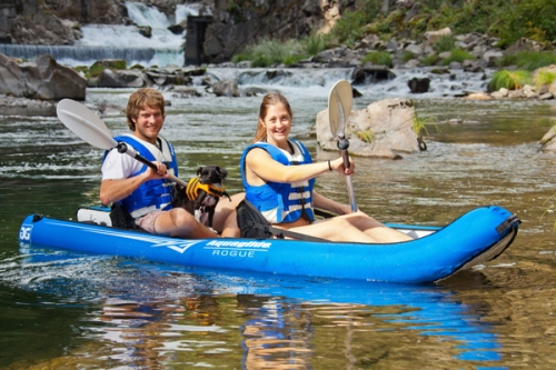 AquaGlide Rogue 2 Inflatable kayak