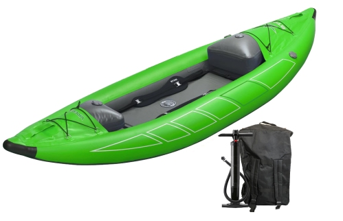 Star Inflatable Viper XL Whitewater Kayak