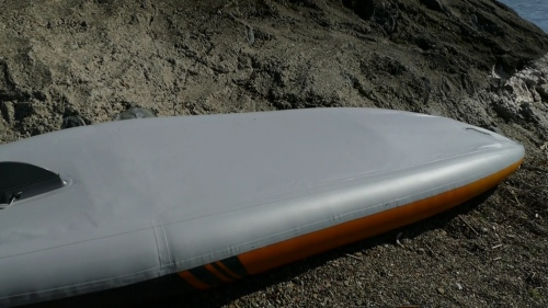 Puncture resistant hull