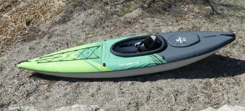Aquaglide Navarro 110 inflatable kayak