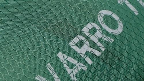 Aquaglide Hex Ripstop material