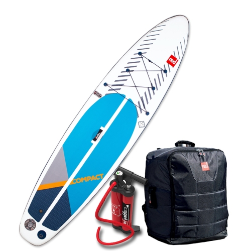 "Red Paddle Co Compact 11'0"" Sport Inflatable SUP package"