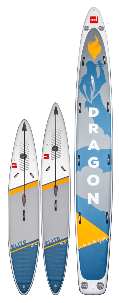 2021 Red Paddle Race Boards