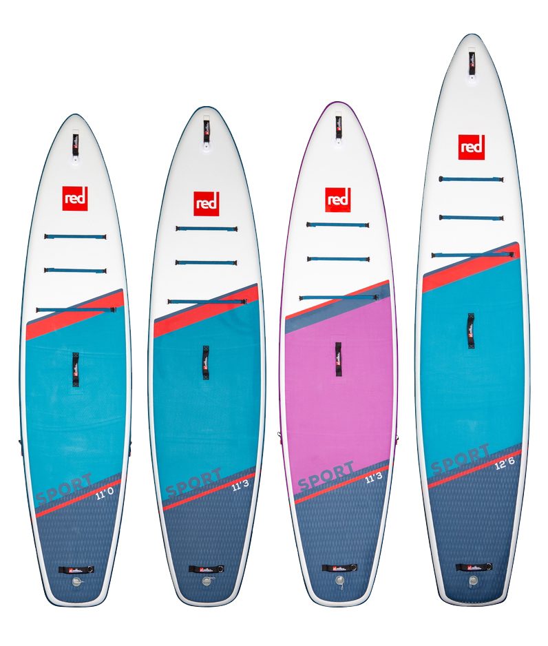 2021 Red Paddle Co Sport Lineup