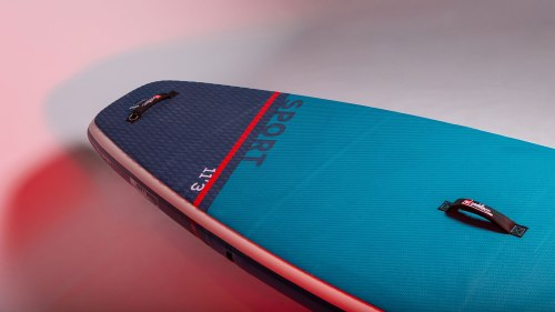 Exteneded deck pads