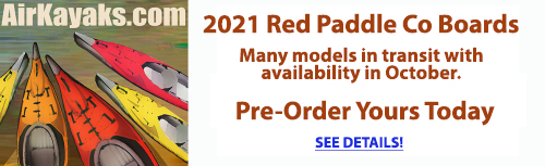2021 Red Paddle Pre-Orders