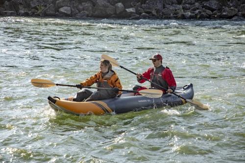 Aquaglide McKenzie Whitewater Kayak