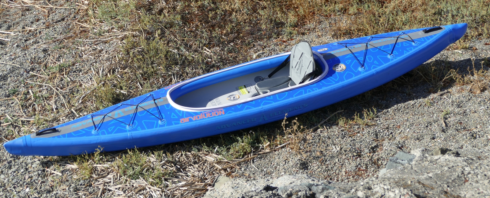 AirVolution High Pressure Dropstitch Kayak