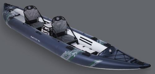2021 Blackfoot Angler 160 Inflatable Kayak