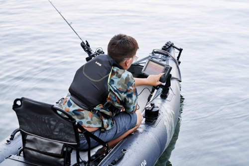 New Aquaglide Frame Seat in the Blackfoot Angler