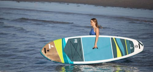 Tahe Outdoors Breeze Inflatable SUP